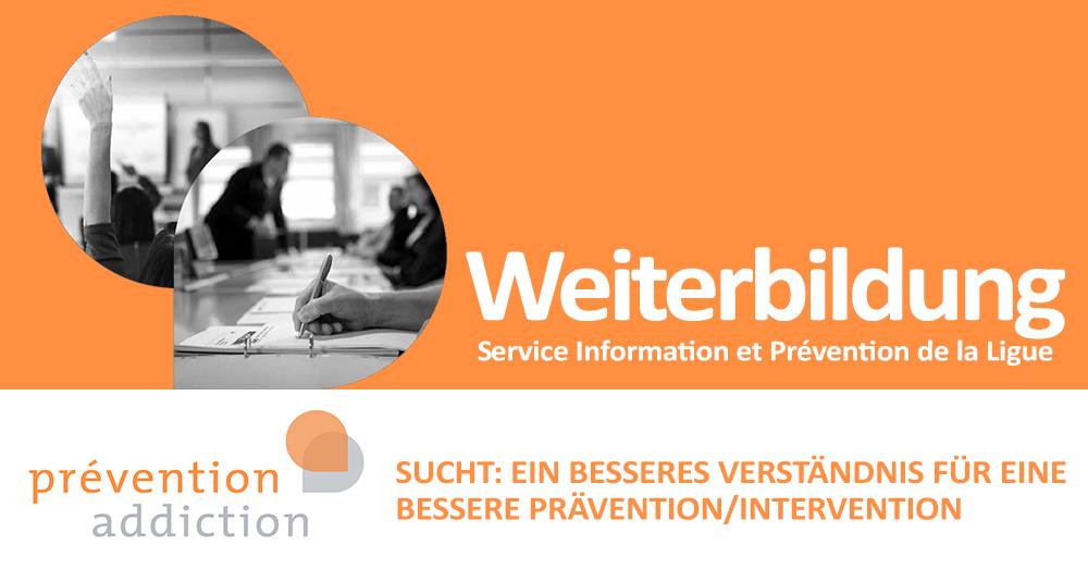 addictions - logo fb DE
